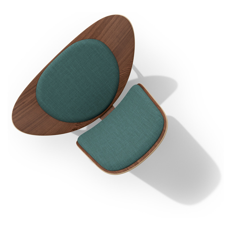 Vita Lounge Chair 889962