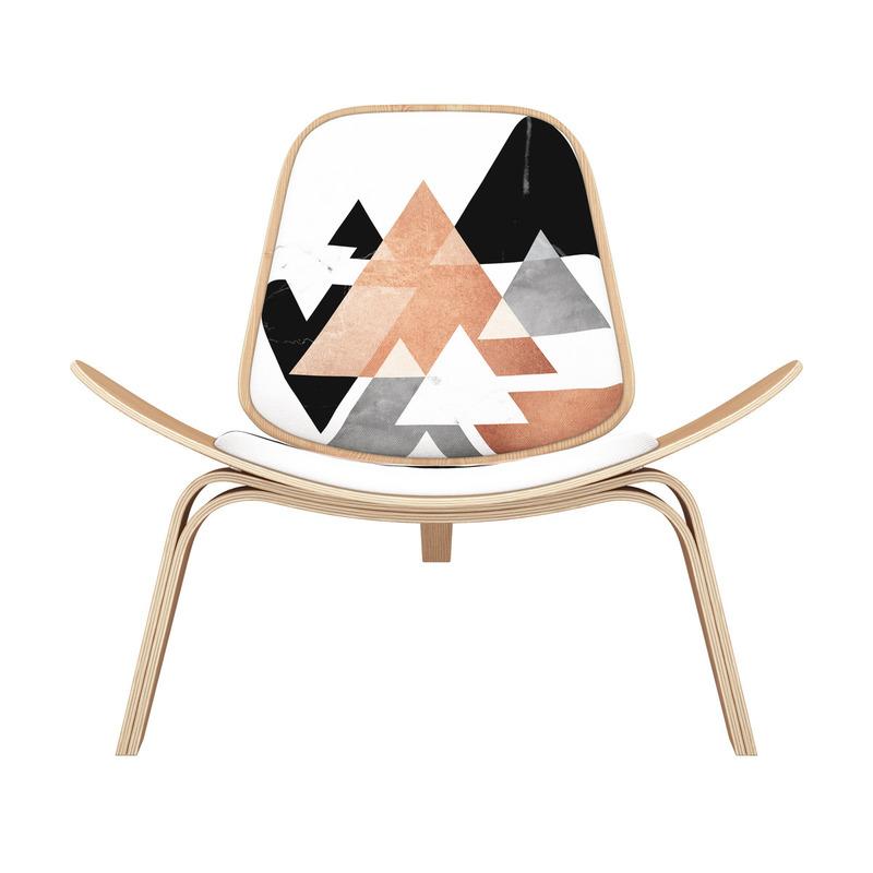 Vita Lounge Chair 889571