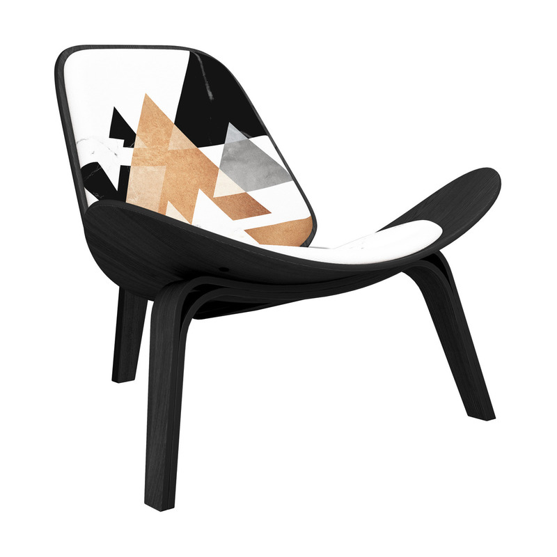 Vita Lounge Chair 889127