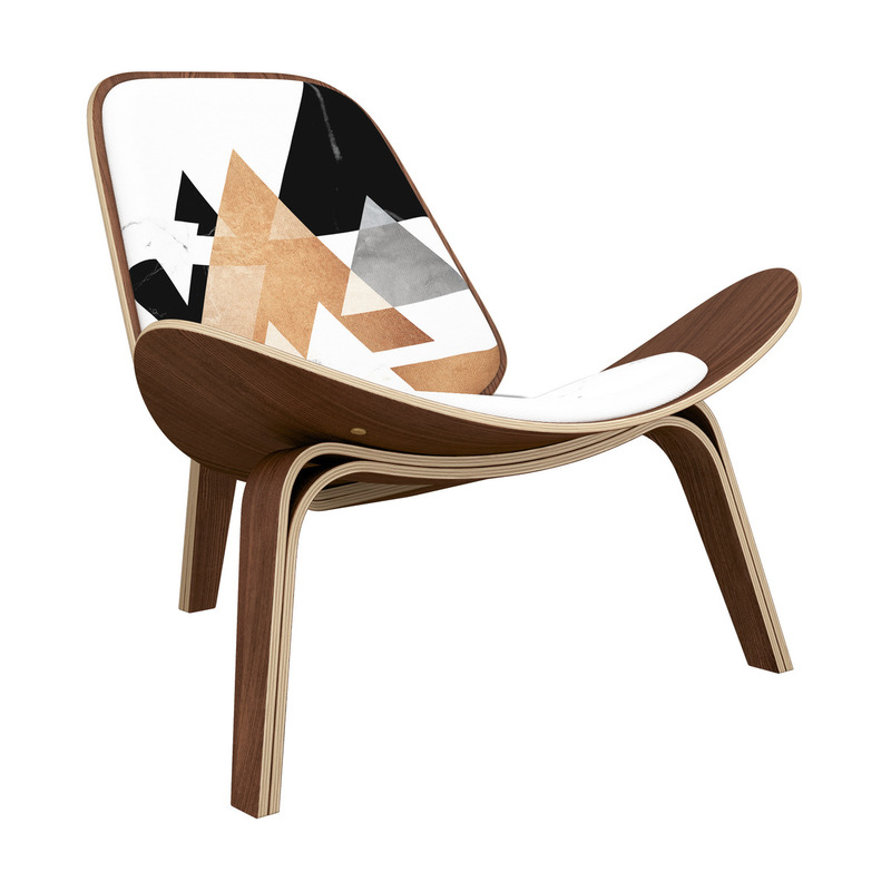 Vita Lounge Chair 889808