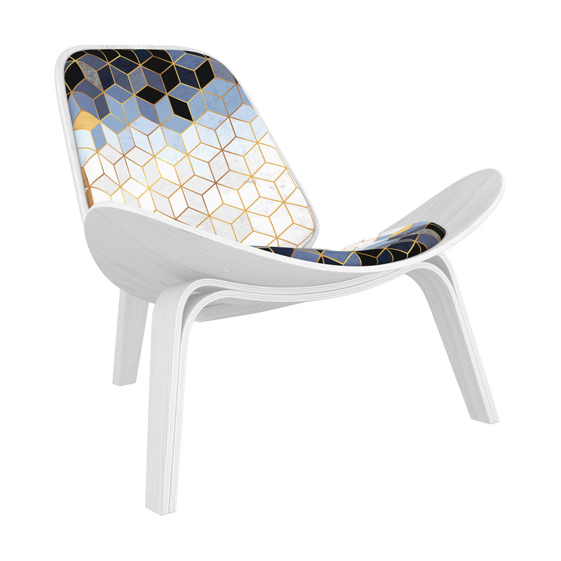 Vita Lounge Chair 889408
