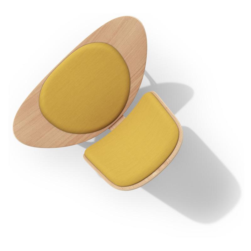 Vita Lounge Chair 889708