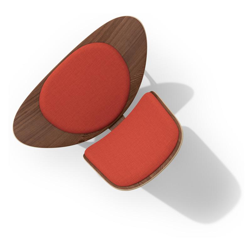 Vita Lounge Chair 889928