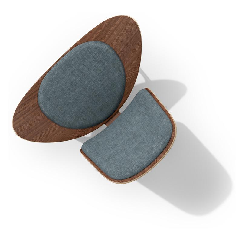 Vita Lounge Chair 889958