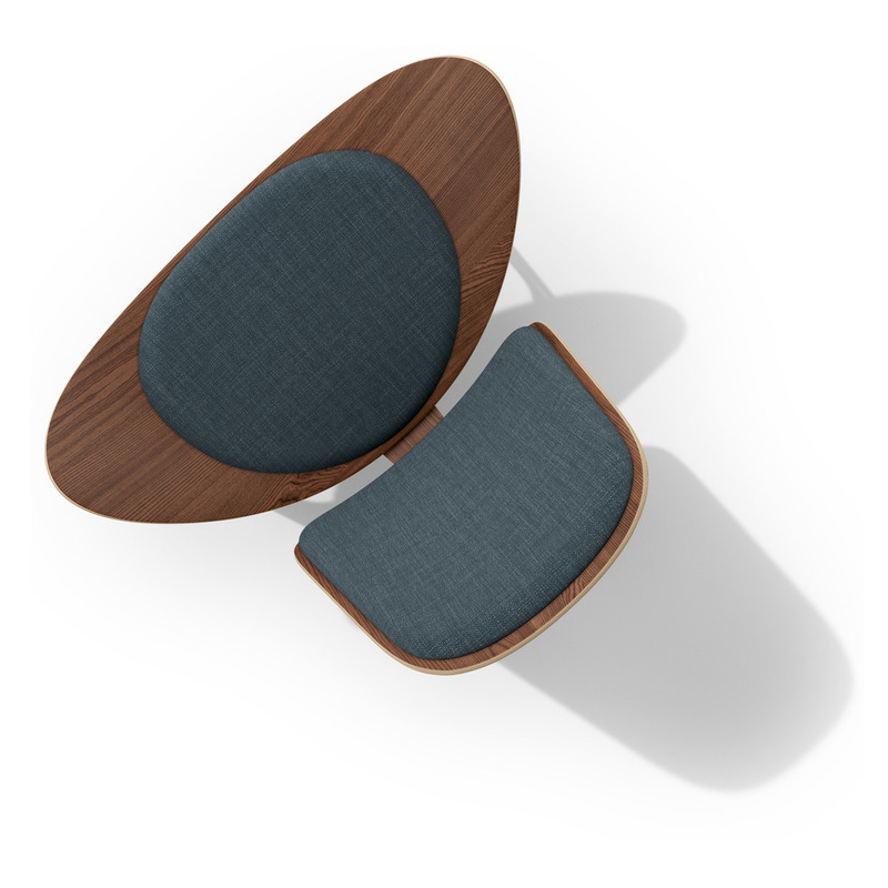 Vita Lounge Chair 889927