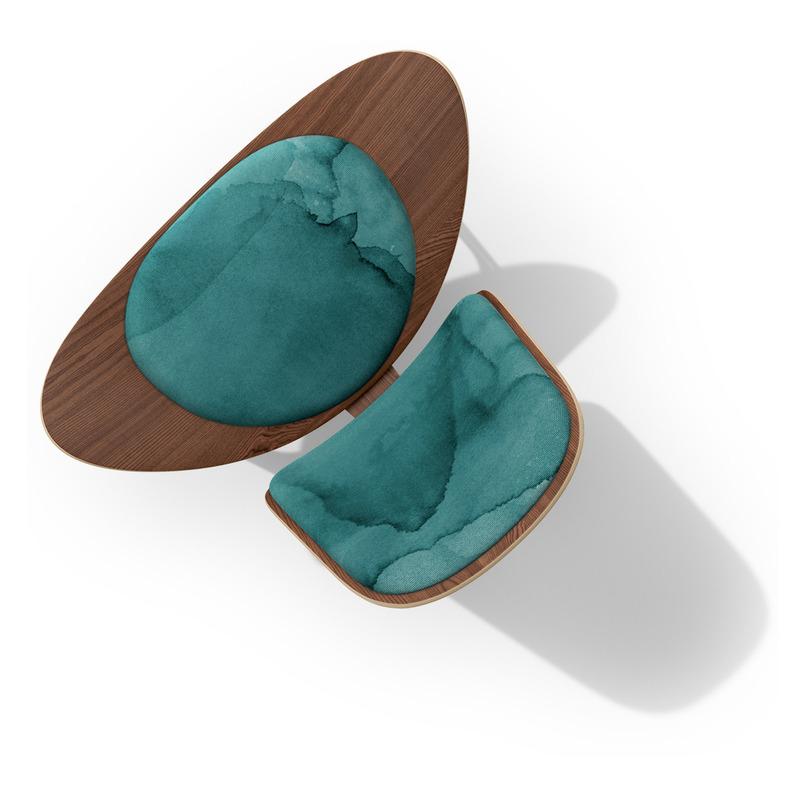 Vita Lounge Chair 889754