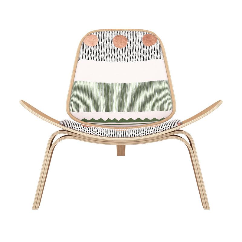 Vita Lounge Chair 889566