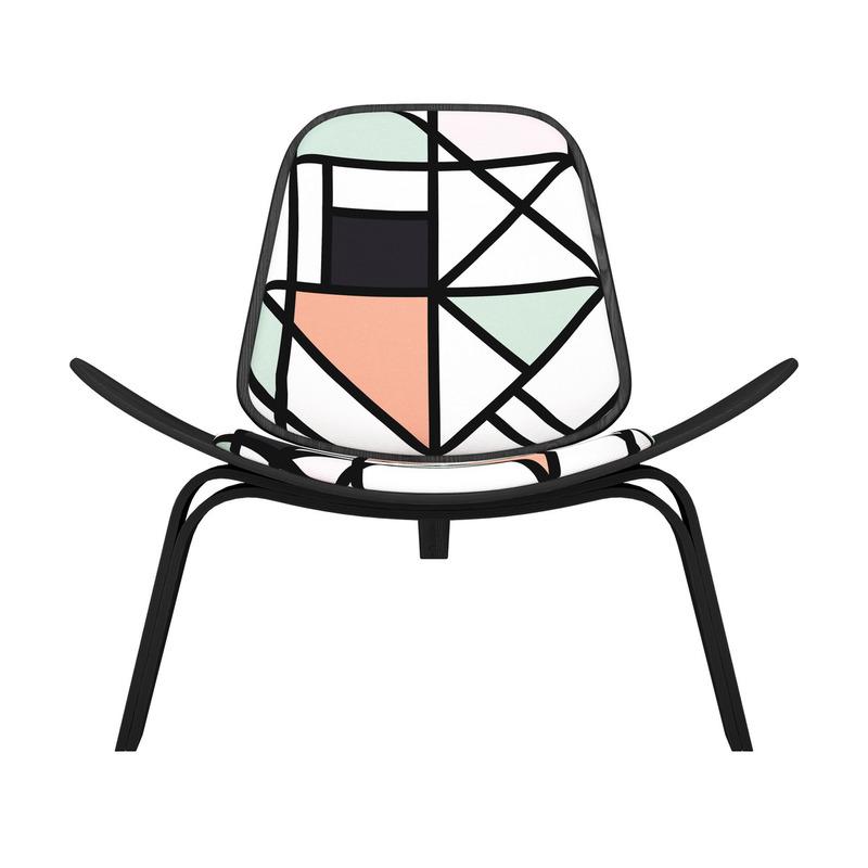 Vita Lounge Chair 889114