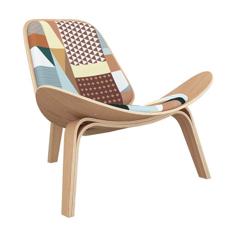 Vita Lounge Chair 889624