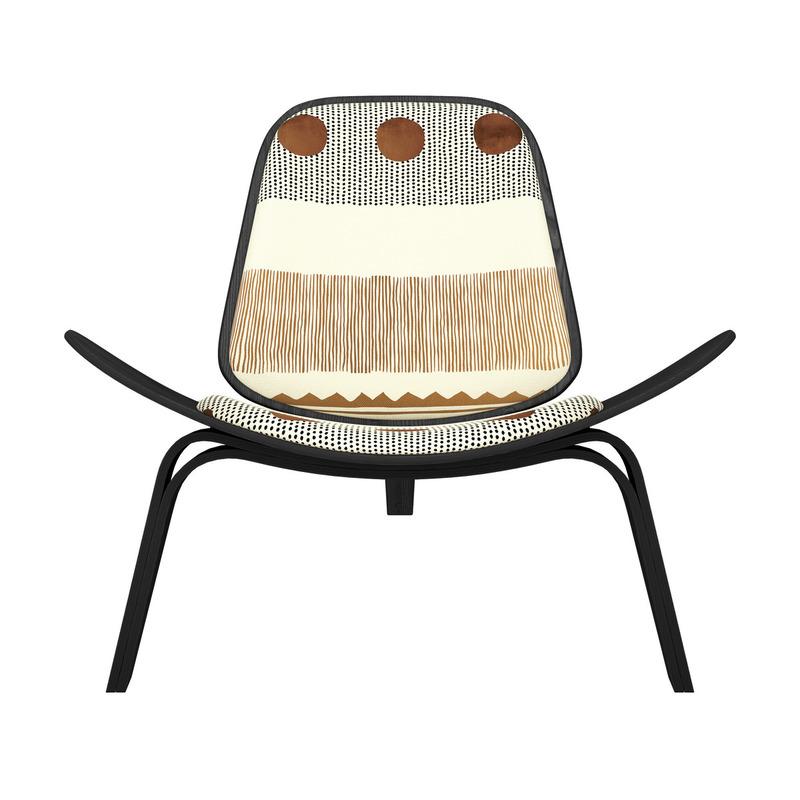 Vita Lounge Chair 889107