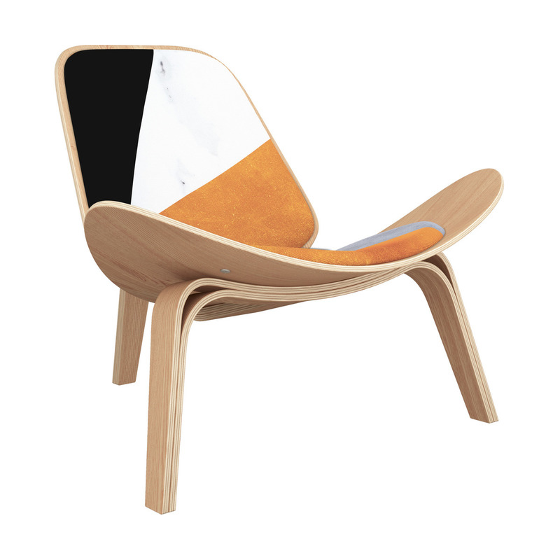 Vita Lounge Chair 889628