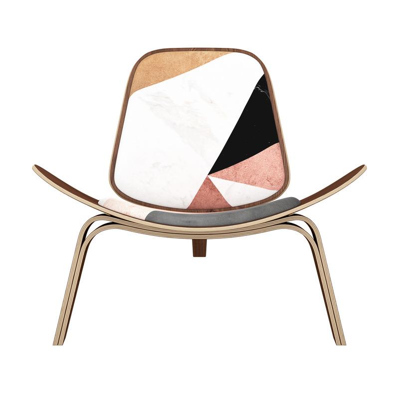 Vita Lounge Chair 889860