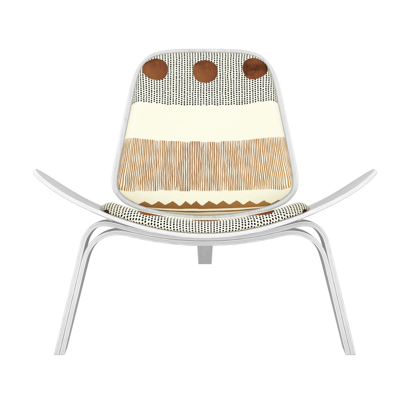 Vita Lounge Chair 889334