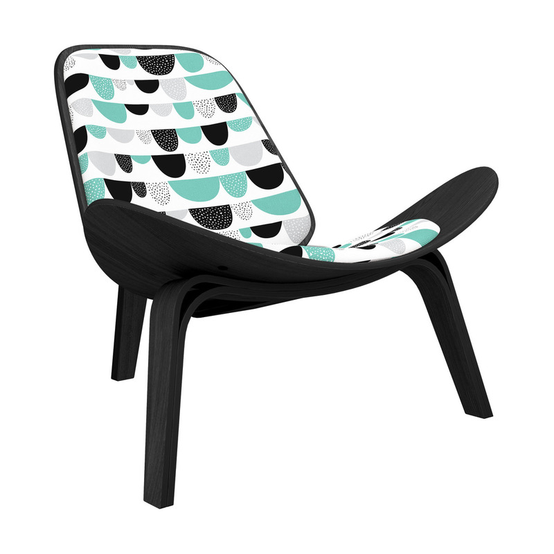 Vita Lounge Chair 889056
