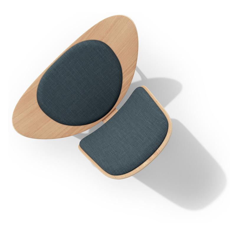 Vita Lounge Chair 889699
