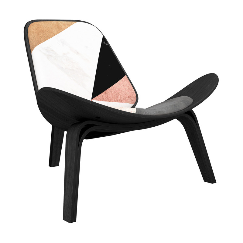 Vita Lounge Chair 889177