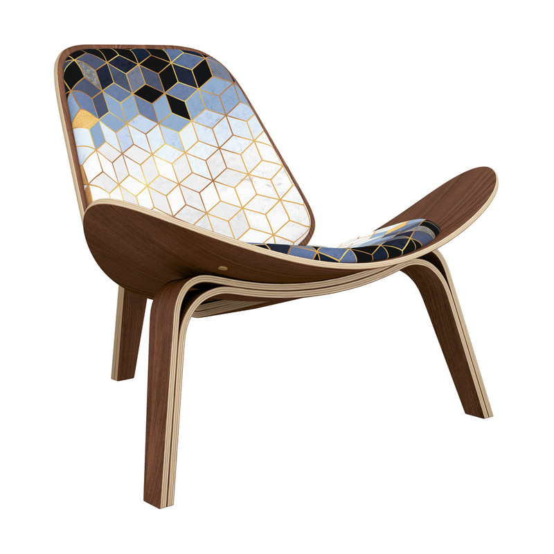 Vita Lounge Chair 889864