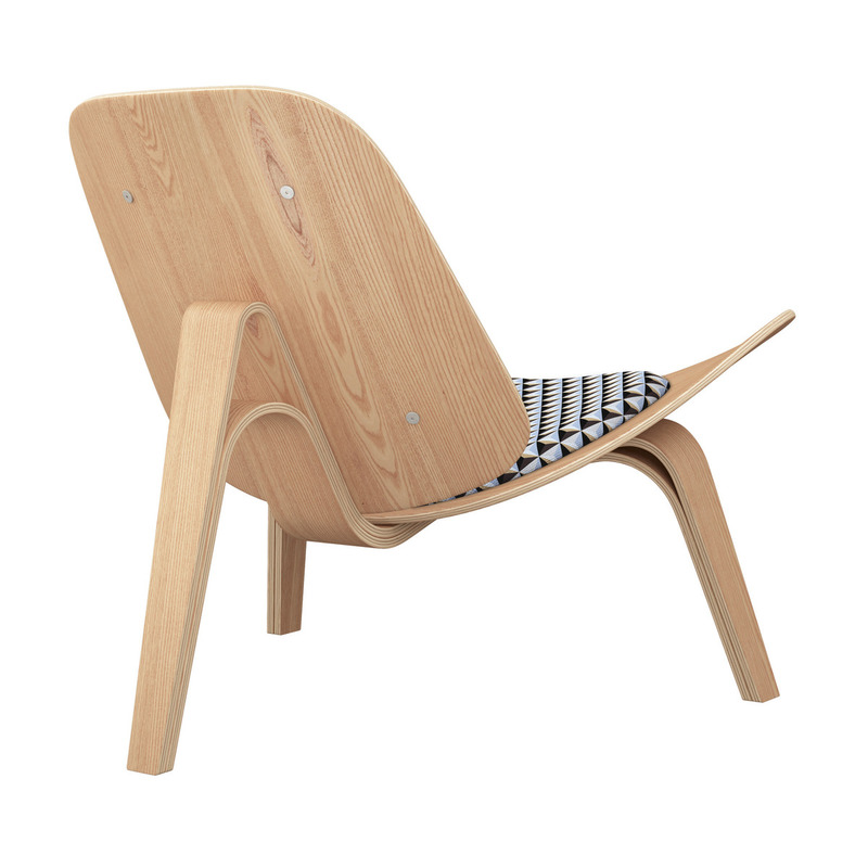 Vita Lounge Chair 889524