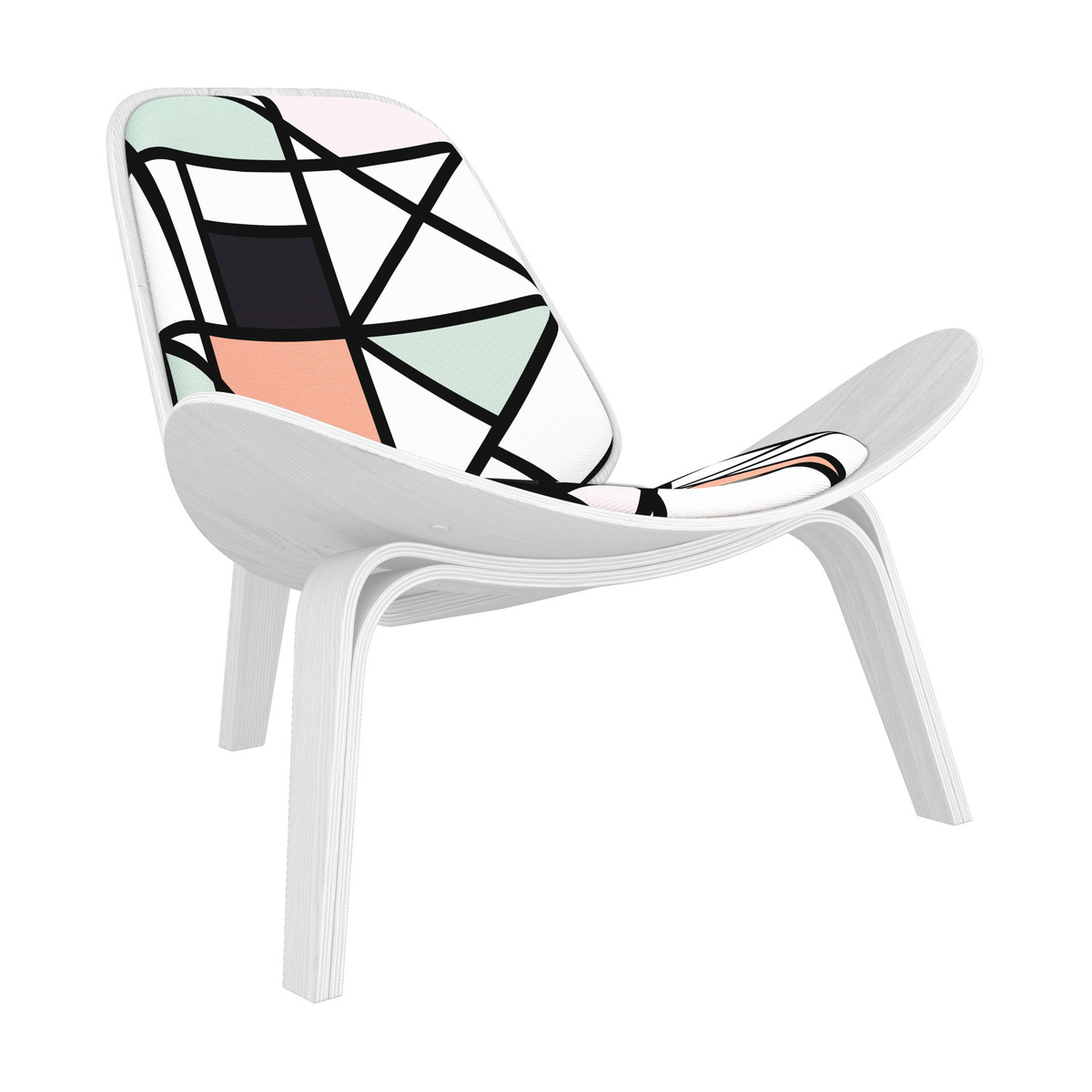 Vita Lounge Chair 889342