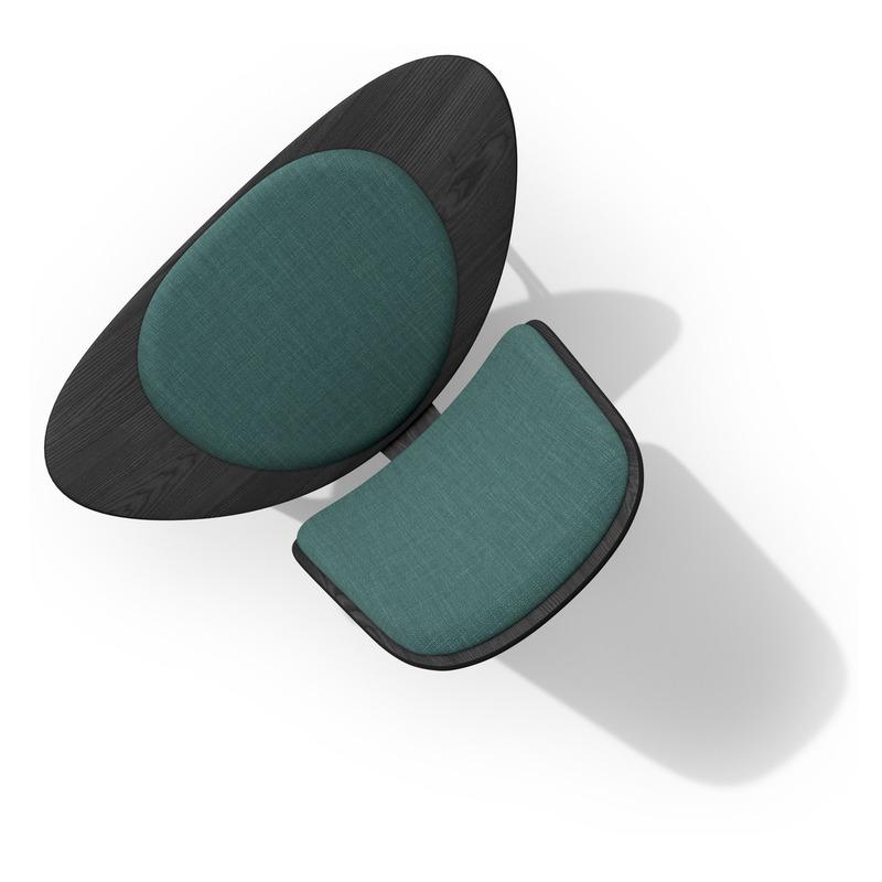 Vita Lounge Chair 889278