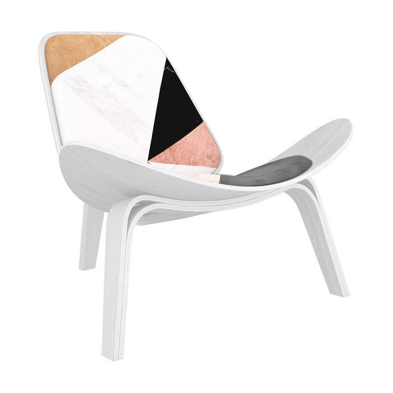 Vita Lounge Chair 889404