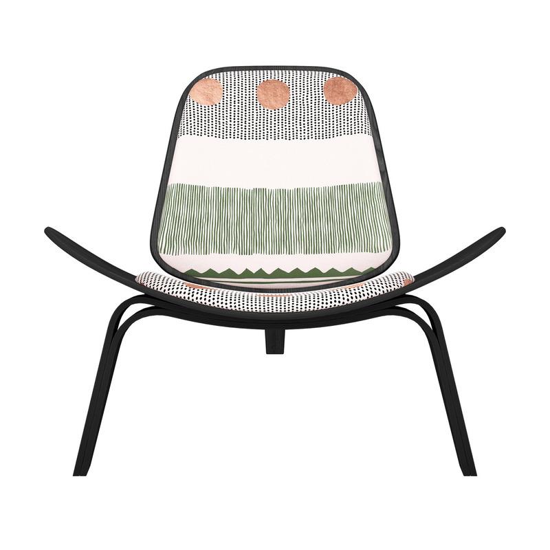 Vita Lounge Chair 889109