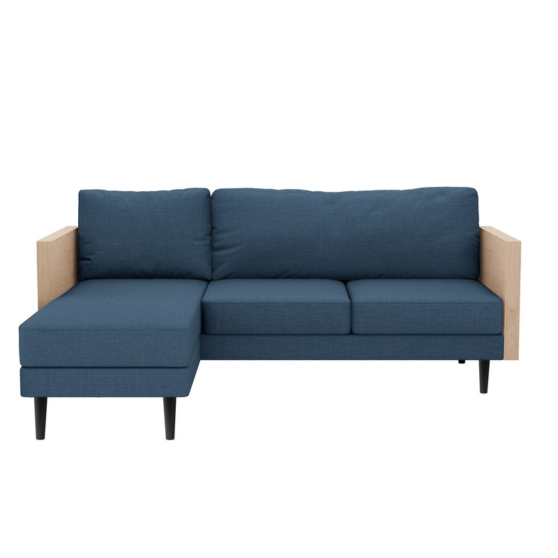 Banx Latte Sectional 307506
